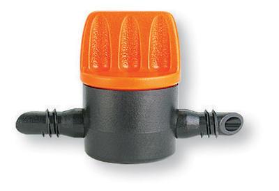 """Claber 91270 - uzavírací ventil 1/4"""" - 5ks balení - 2"""
