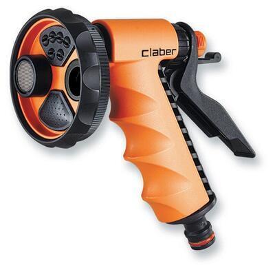 """Claber 9391 - víceúčelová zavlažovací pistole """"ERG - 2"""