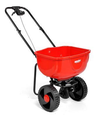 HECHT 270 - ruční rozmetač hnojiva, osiva nebo sol - 2