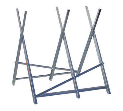 HECHT 900 - koza na řezání dřeva - 2