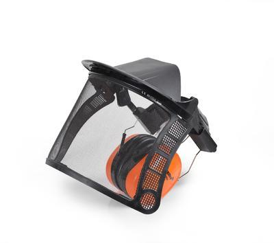 HECHT 900105 - ochrana očí - přední štít se sluchá - 2
