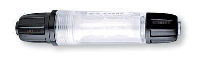 """Claber 91011 - průchozí filtr pro 1/2"""" hadici - 2"""