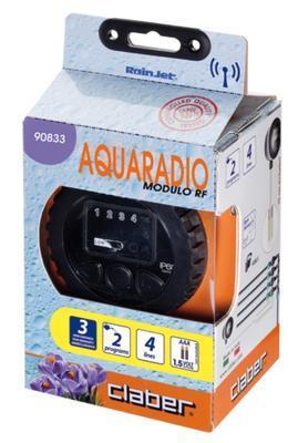Claber 90833 - AQUA RADIO RF UNIT - 2