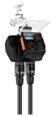Claber 8485 - Dvoucestný automatický časový spínač - 2