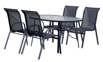 EKONOMY SET 4 - set zahradního nábytku - 2
