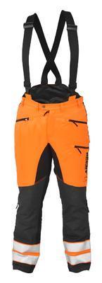 HECHT 900122XL - profesionální ochranné kalhoty CE - 2