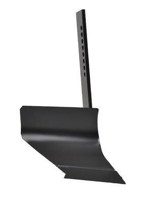 HECHT 8001016 - jednostranný pluh na orání - 2