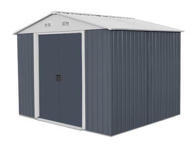 HECHT 8X8 PLUS - zahradní domek - 2