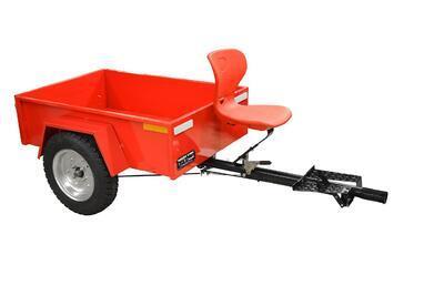 HECHT 57100 - přívěsný vozík pro HECHT 7100 - 2