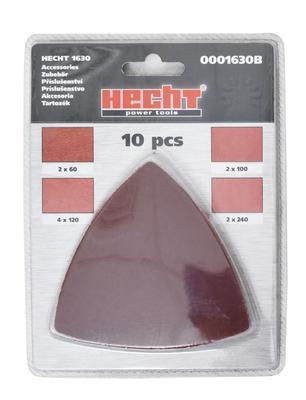 0001630B - 10 ks brusných papírů pro HECHT 1630 - 2