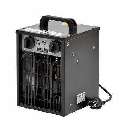 HECHT 3502 - přímotop s ventilátorem a termostatem - 2