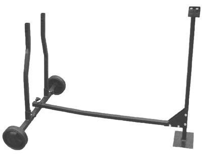 HECHT 000651 - stojan pro HECHT 651 - 2