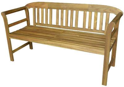 HECHT ROSE - zahradní lavička - 2