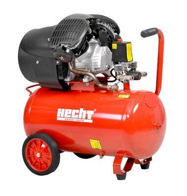 HECHT 2353 - olejový kompresor - 2