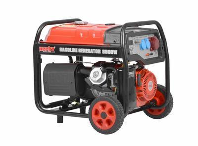 HECHT GG 10000 - třífázový generátor elektřiny - 2