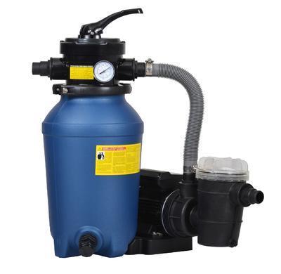 HECHT 302110 - písková filtrace - 2