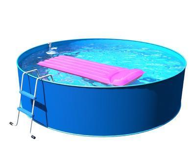 HECHT 3590 BLUESEA - rodinný bazén - 2