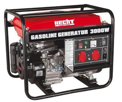 HECHT GG 3300 - jednofázový generátor elektřiny - 2