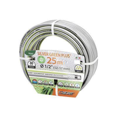 Claber 9060 - zahradní hadice Silver green Plus 1/ - 2