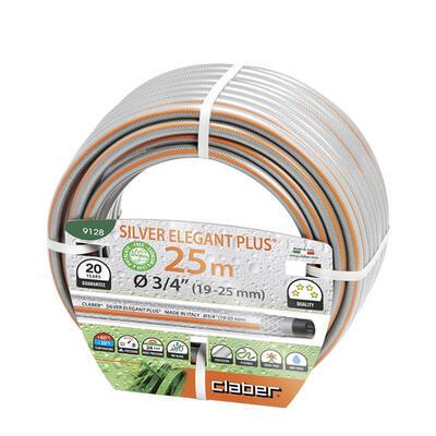 """Claber 9128 - hadice Silver Elegant Plus 3/4"""" - 25 - 2"""