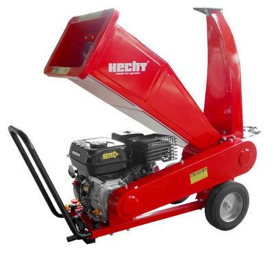 HECHT 6208 - motorový drtič - 2