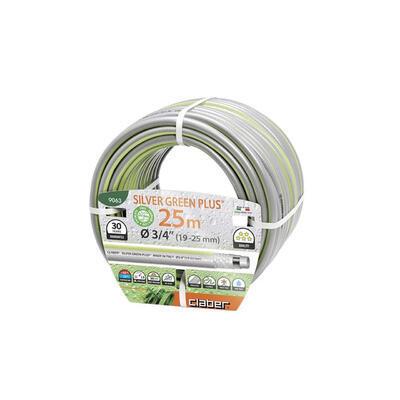 Claber 9063 - zahradní hadice Silver green Plus 3/ - 2