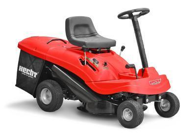 HECHT 5161 SE - zahradní akumulátorový rider - 2