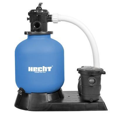 HECHT 302016 - písková filtrace - 2