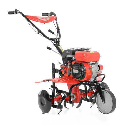 HECHT 796 - motorový kultivátor - 2
