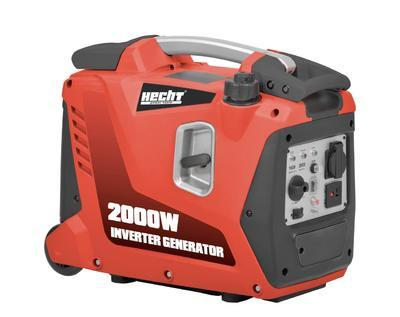 HECHT IG 2200 - jednofázový invertorový generátor - 2