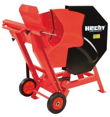 HECHT 8300 - okružní pila na dřevo - 2