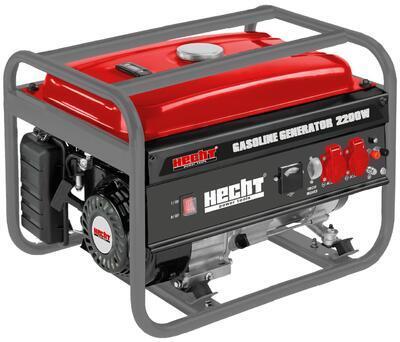 HECHT GG 2500 - jednofázový generátor elektřiny - 2