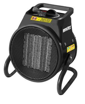 HECHT 3543 - přímotop s ventilátorem a termostatem - 2
