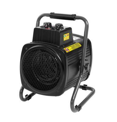 HECHT 3324 - přímotop s ventilátorem a termostatem - 2