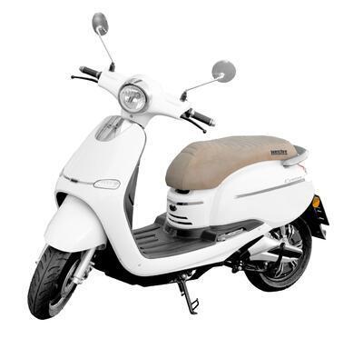HECHT CITIS - WHITE  e-skútr - 2