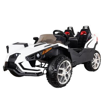 HECHT 58888  WHITE - akumulátorové autíčko - vozít - 2