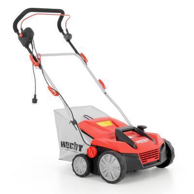 HECHT 1683 2in1 - elektrický provzušňovač trávníků - 2