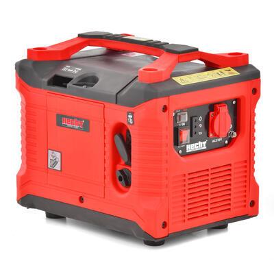 HECHT IG 1100 - invertorový jednofázový generátor - 2